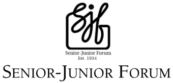 Senior Junior Forum